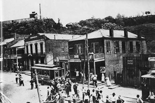 Natchez's First Black Mayor
